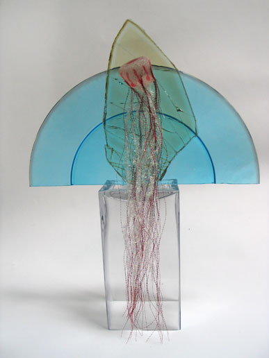 Lance Glass Gallery Amp Studio Table Sculpture